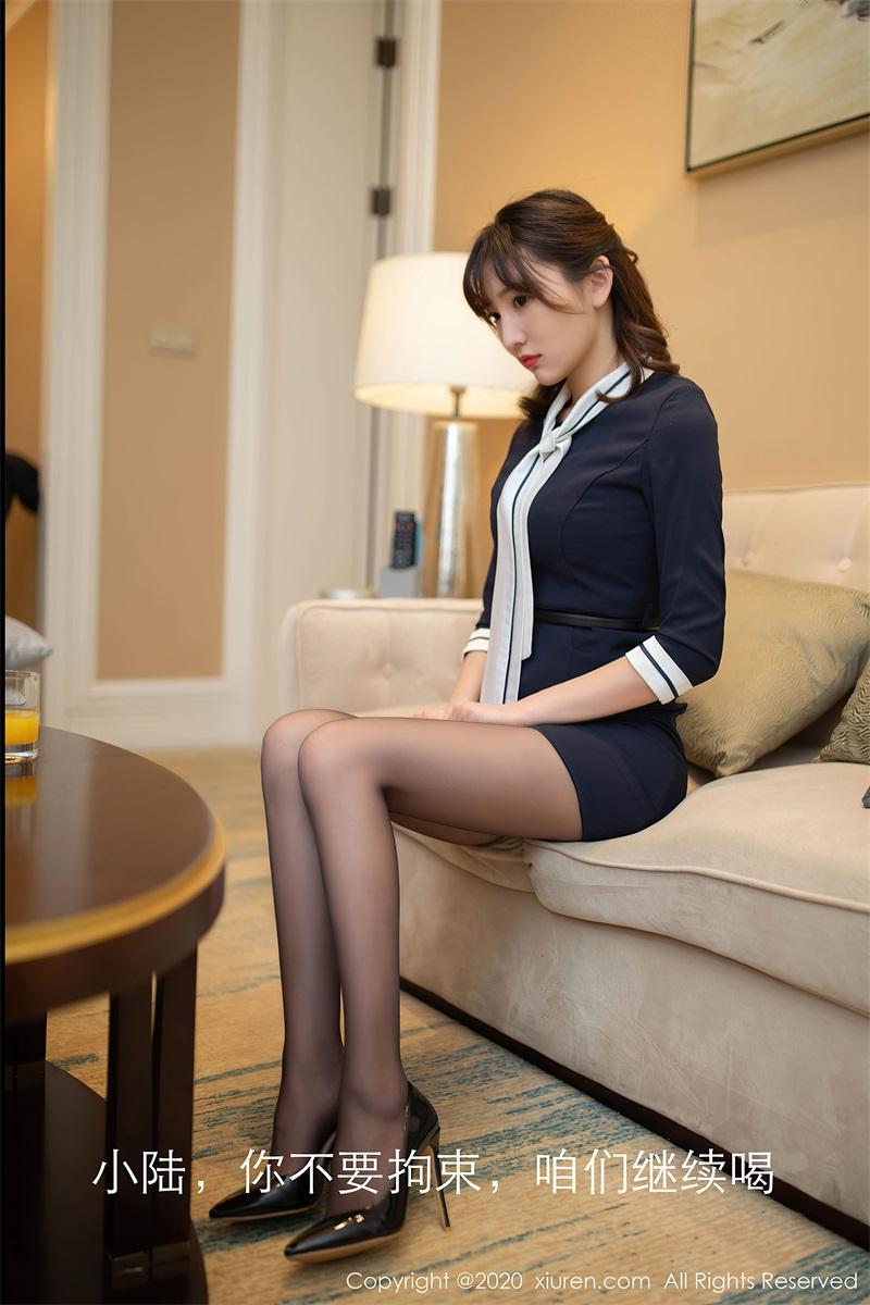美女写真 女友的NTR主题 陆萱萱 [96P/953MB] 美丝写真-第2张