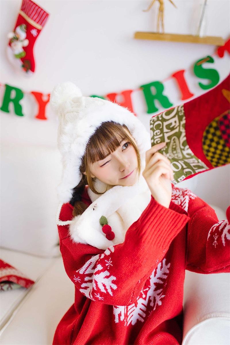 萝莉系列 喵糖映画少女写真 VOL.342 圣诞节 [33P/201MB] 喵糖映画-第2张