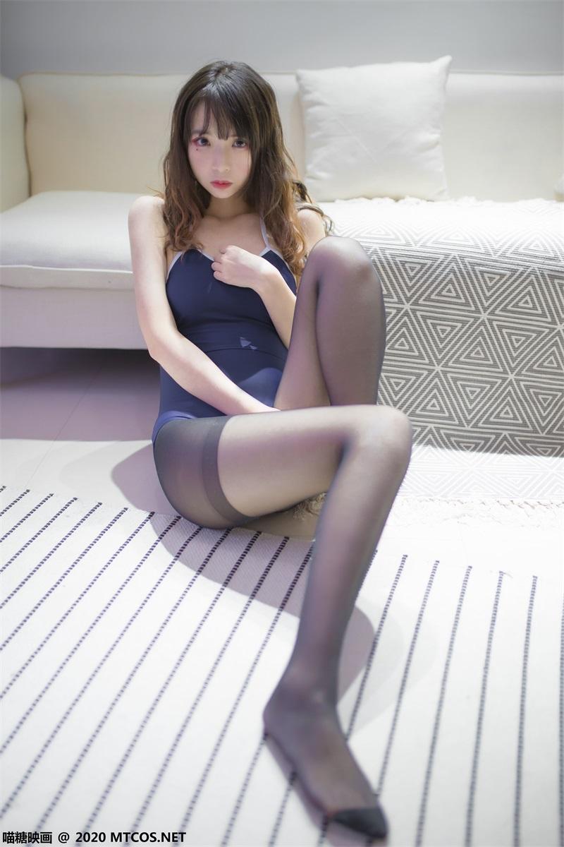 萝莉系列 喵糖映画少女写真 VOL.344 死库水 [22P/201MB] 喵糖映画-第2张