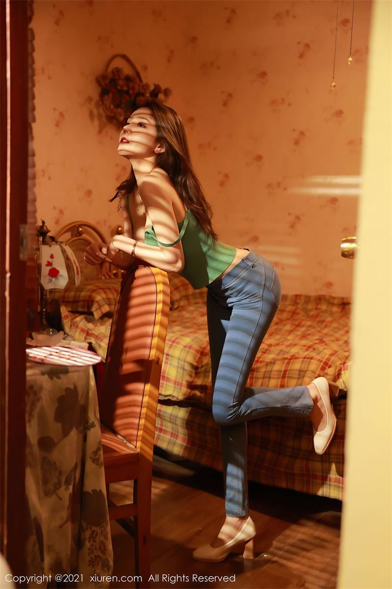 美女写真 暖色调下的视觉魅惑 夏西Cici [61P/655MB] 美丝写真-第2张
