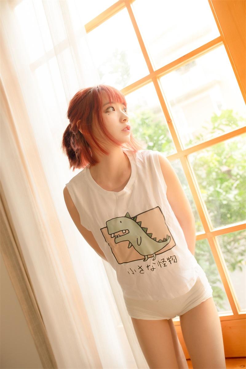 萝莉系列 喵糖映画少女写真 VOL.335 夏日和风 [27P/427MB] 喵糖映画-第1张