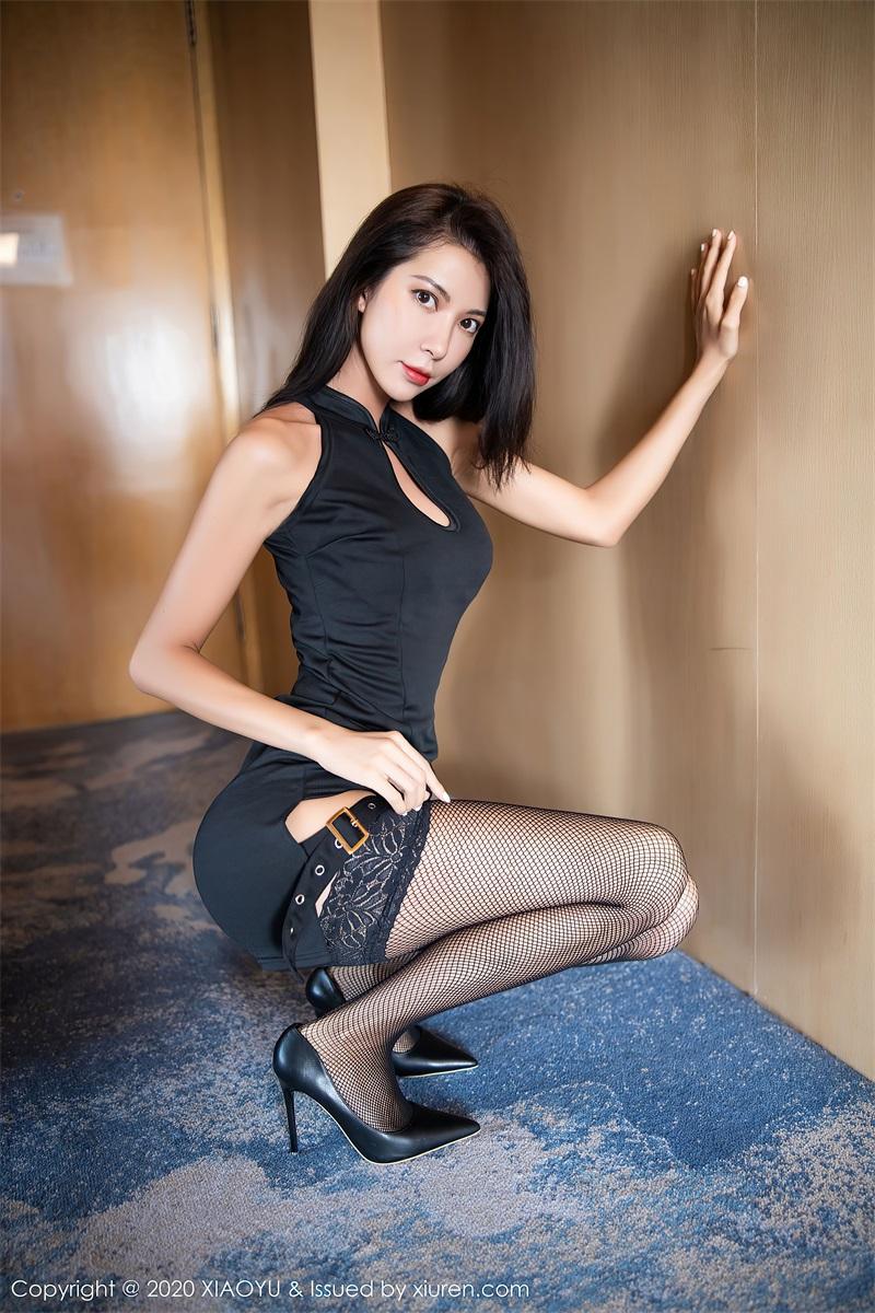 美女写真 网袜美腿 Carry [81P/767MB] 美丝写真-第1张