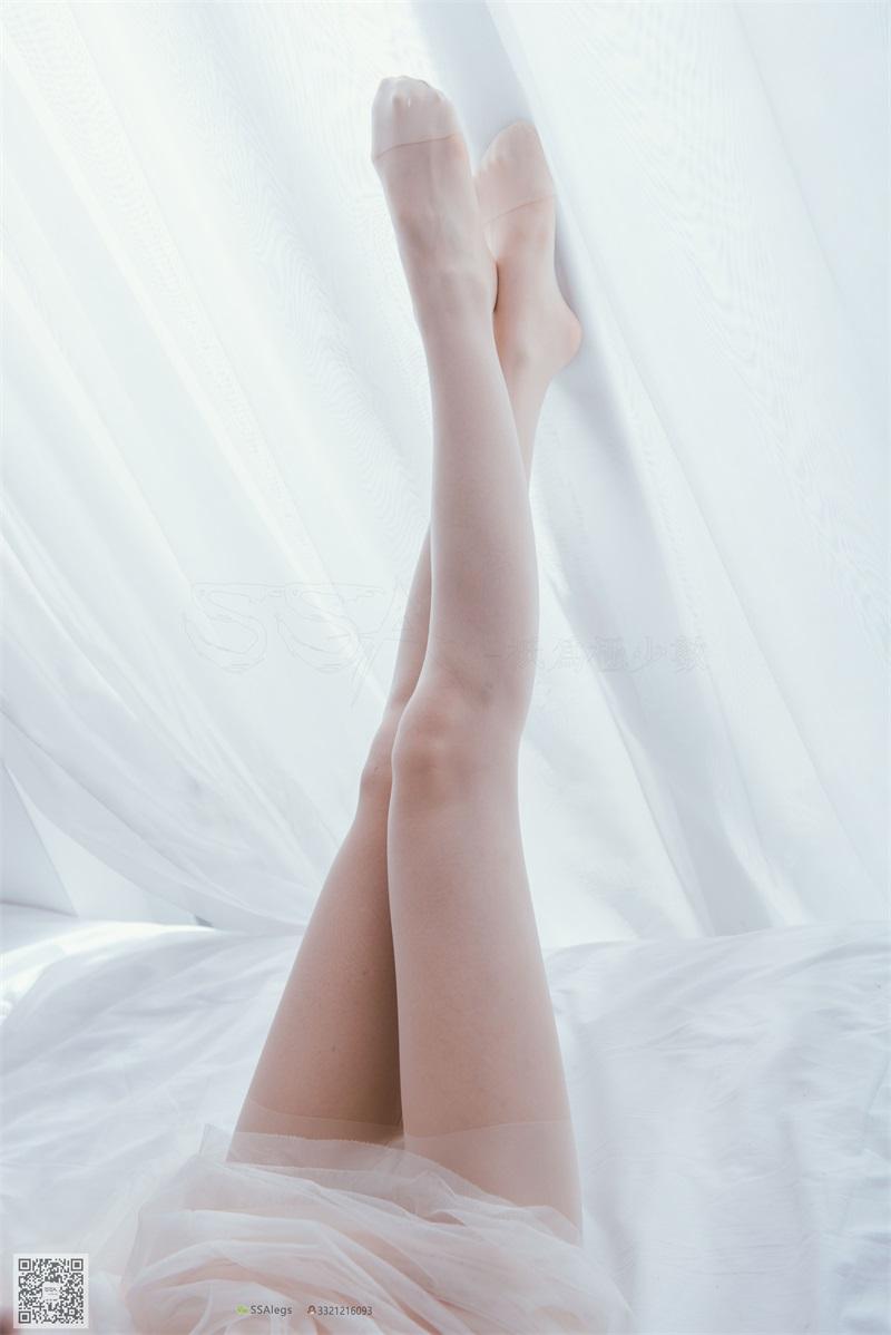 [SSA丝社] 超清版 NO.003 我的公主床-肉丝裸足特写 [95P/856MB] SSA丝社-第4张