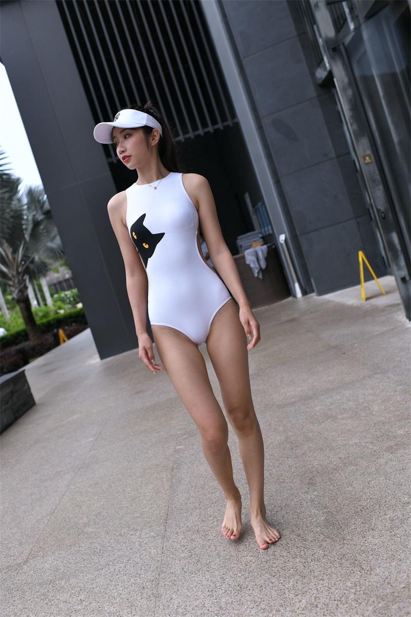 精选旅拍 NO.039 白色泳装美女 [270P/177MB] 精选旅拍-第4张
