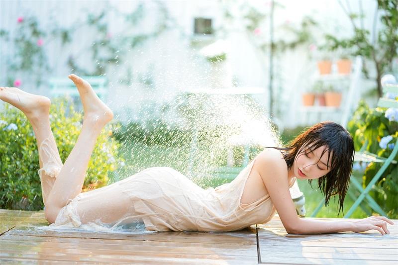 萝莉系列 喵糖映画少女写 VOL.355 湿润微凉 [35P/306MB] 喵糖映画-第4张