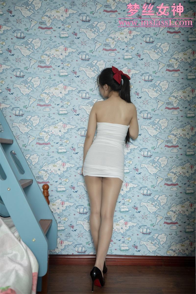 [MSLASS梦丝女神] 2021.06.20 收藏版 紫馨 [13P89.4MB] 梦丝女神-第4张