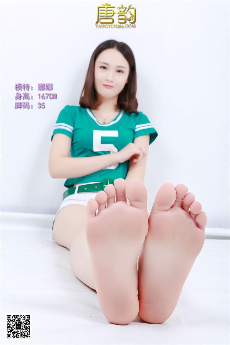 [唐韵] P0063 娜娜 足球宝贝 [12P/10.8MB] 唐韵-第4张