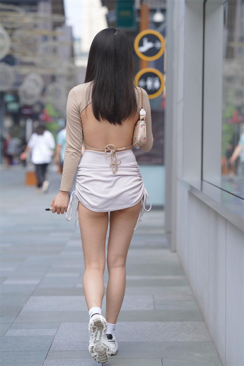 精选街拍 NO.249 非常可爱的美女外拍2 [180P/185MB] 精选街拍-第4张