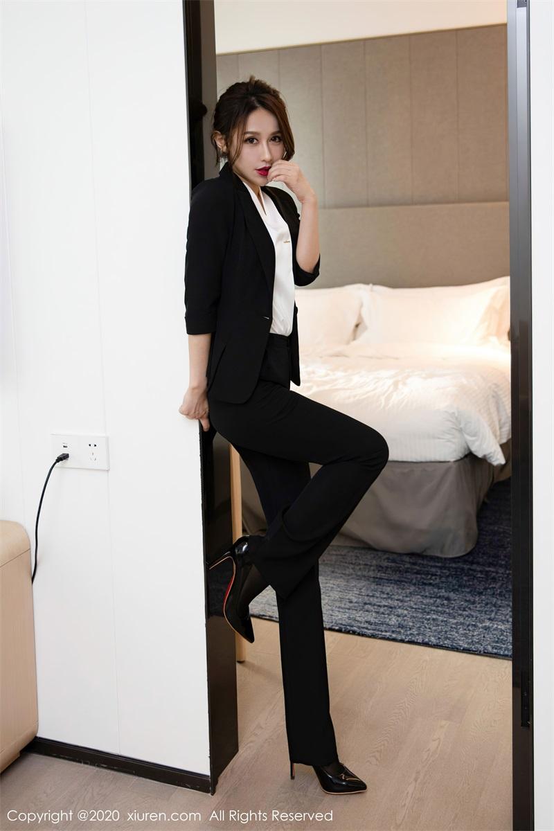 美女写真 酒店私人管家系列 徐安安  [87P/749MB] 美丝写真-第4张