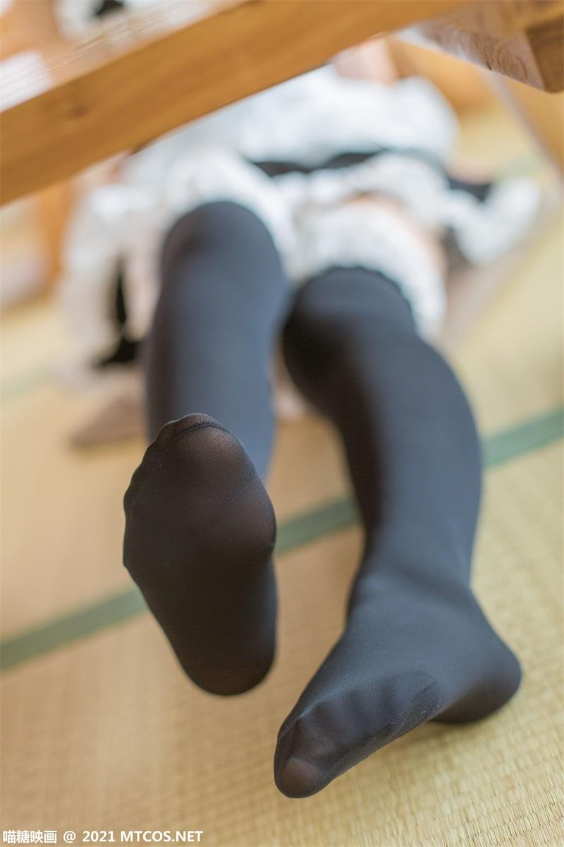萝莉系列 喵糖映画少女写 VOL.352 钕仆女友 [22P/186MB] 喵糖映画-第4张
