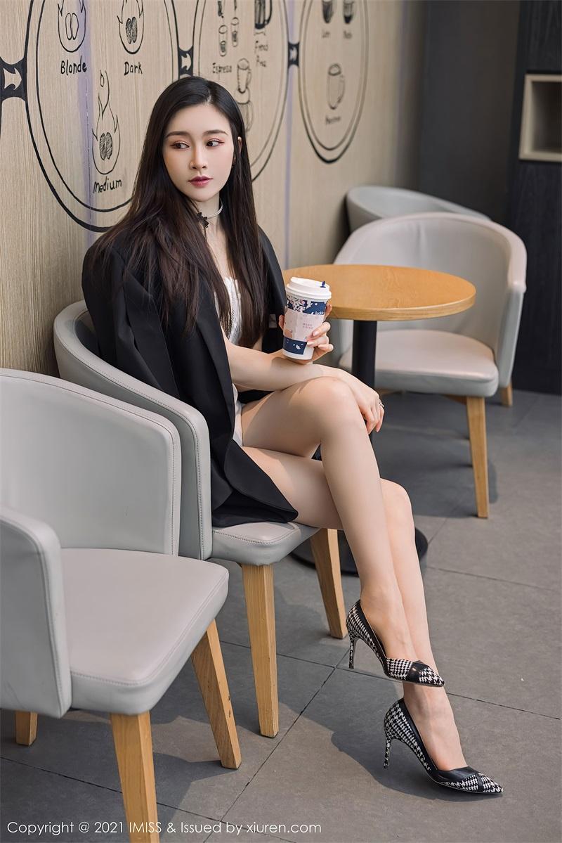 美女写真 肌肤如玉美目流盼 Vanessa [61P/548MB] 美丝写真-第4张