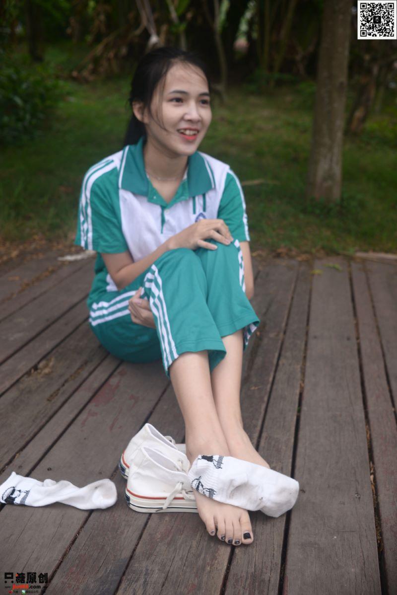 只糖棉袜 NO.302 小米酱 - 希望可以成为自己的光 [145P/730MB] 只糖棉袜-第1张