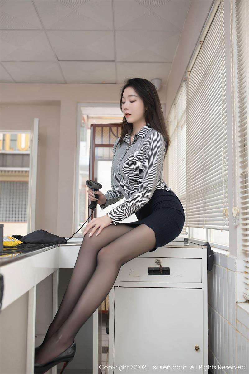 美女写真  便利店职员主题 安然Maleah [76P/794MB] 美丝写真-第3张