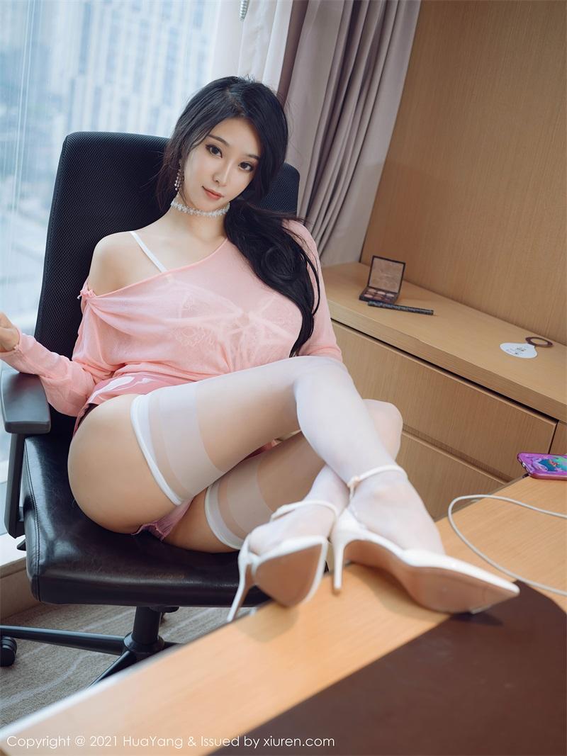 美女写真 娇媚多姿的粉色服饰 蓝夏Akasha [51P/590MB] 美丝写真-第4张