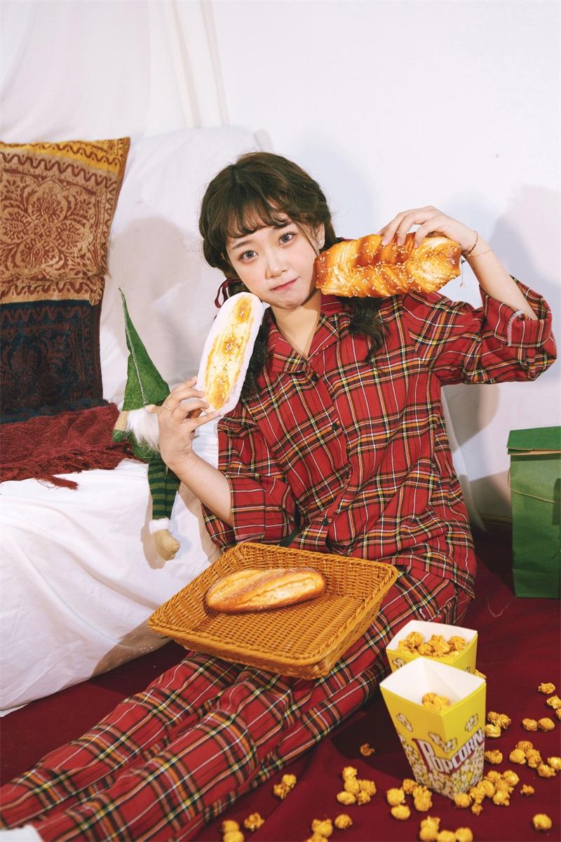 [YITUYU艺图语] No.009  圣诞即事 南京桥本环奈owo [30P/440MB] YITUYU艺图语-第3张