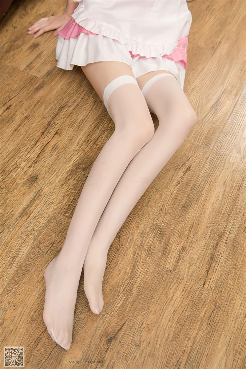 [SSA丝社] 超清版 NO.012 琪琪 我的粉红女仆 [99P/1.30GB] SSA丝社-第3张