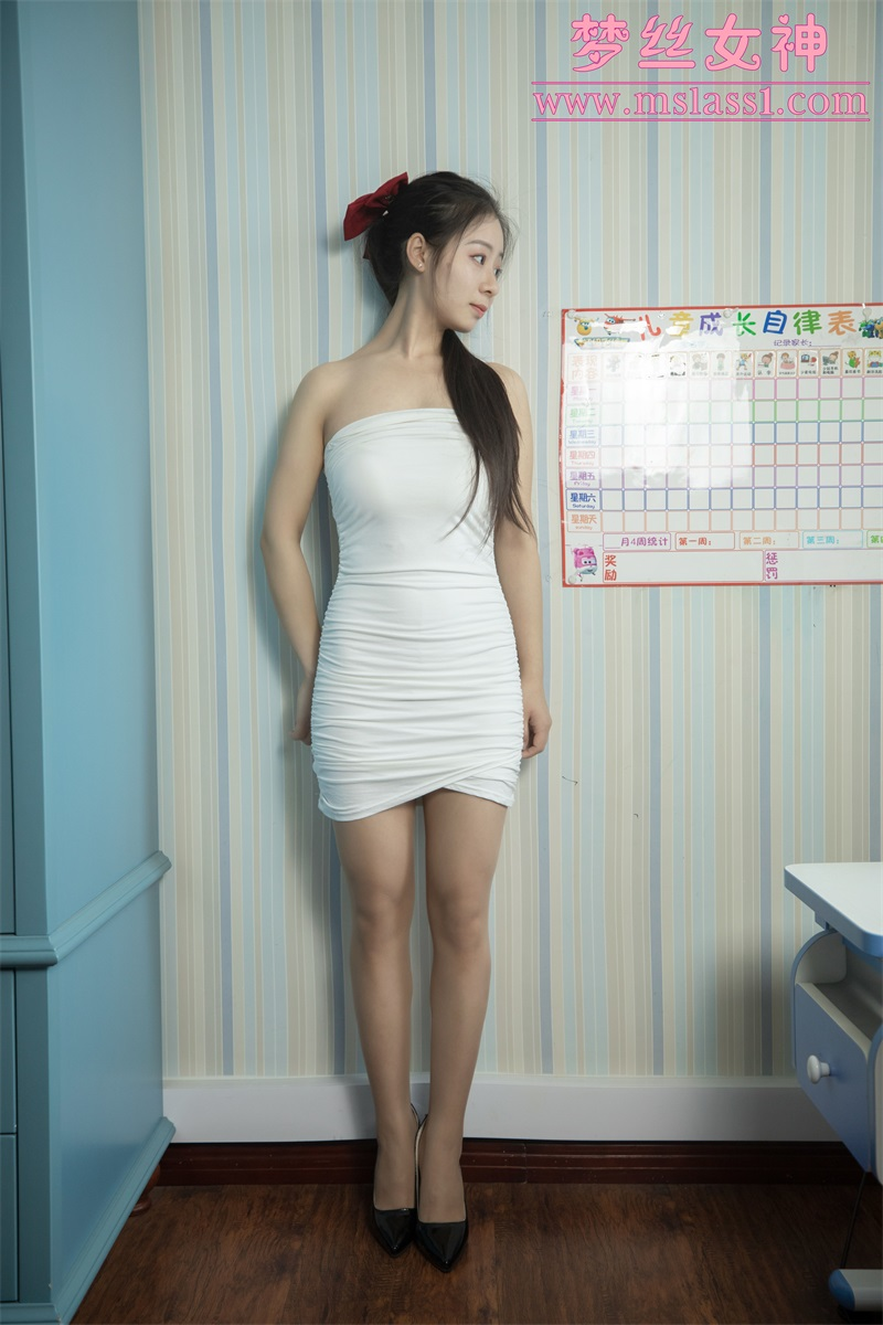 [MSLASS梦丝女神] 2021.06.20 收藏版 紫馨 [13P89.4MB] 梦丝女神-第3张