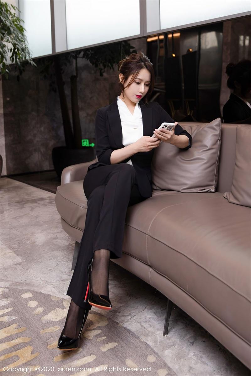 美女写真 酒店私人管家系列 徐安安  [87P/749MB] 美丝写真-第3张