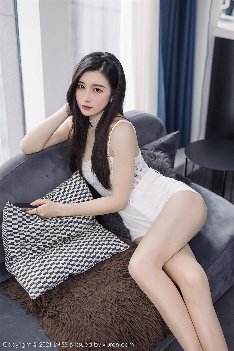 美女写真 肌肤如玉美目流盼 Vanessa [61P/548MB] 美丝写真-第3张