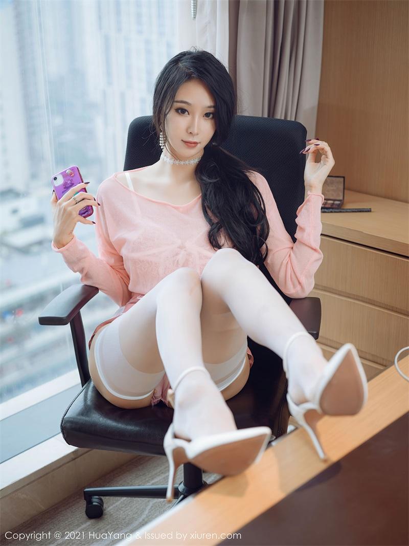 美女写真 娇媚多姿的粉色服饰 蓝夏Akasha [51P/590MB] 美丝写真-第3张