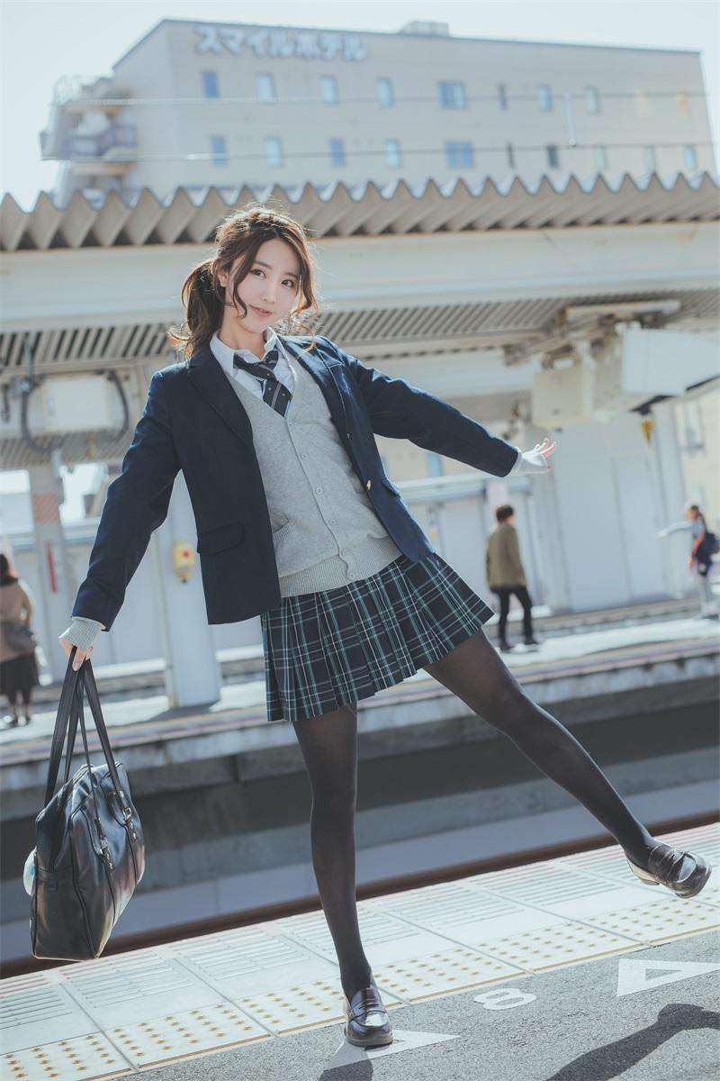 [YITUYU艺图语]  No.007 奈良の夏 川川 [23P/198MB] YITUYU艺图语-第2张