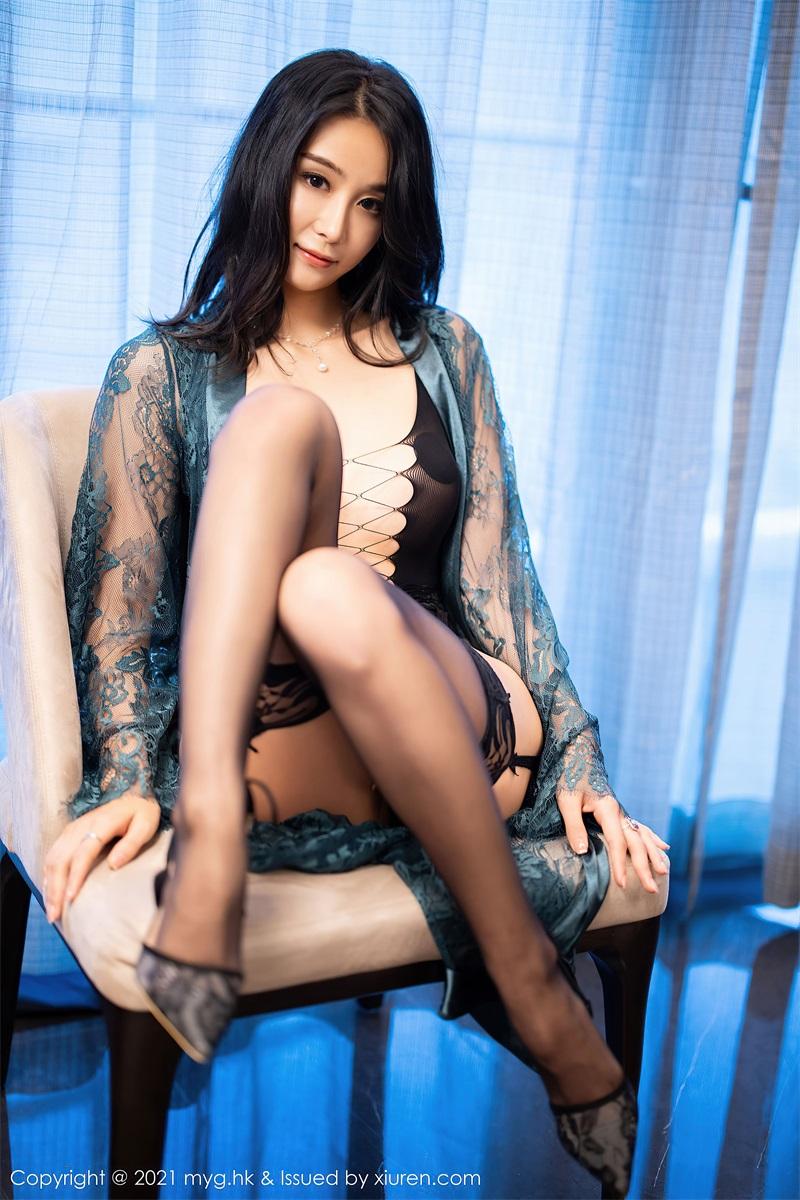 美女写真 精致镂空魅惑服饰 蓝夏Akasha  [59P/579MB] 美丝写真-第2张