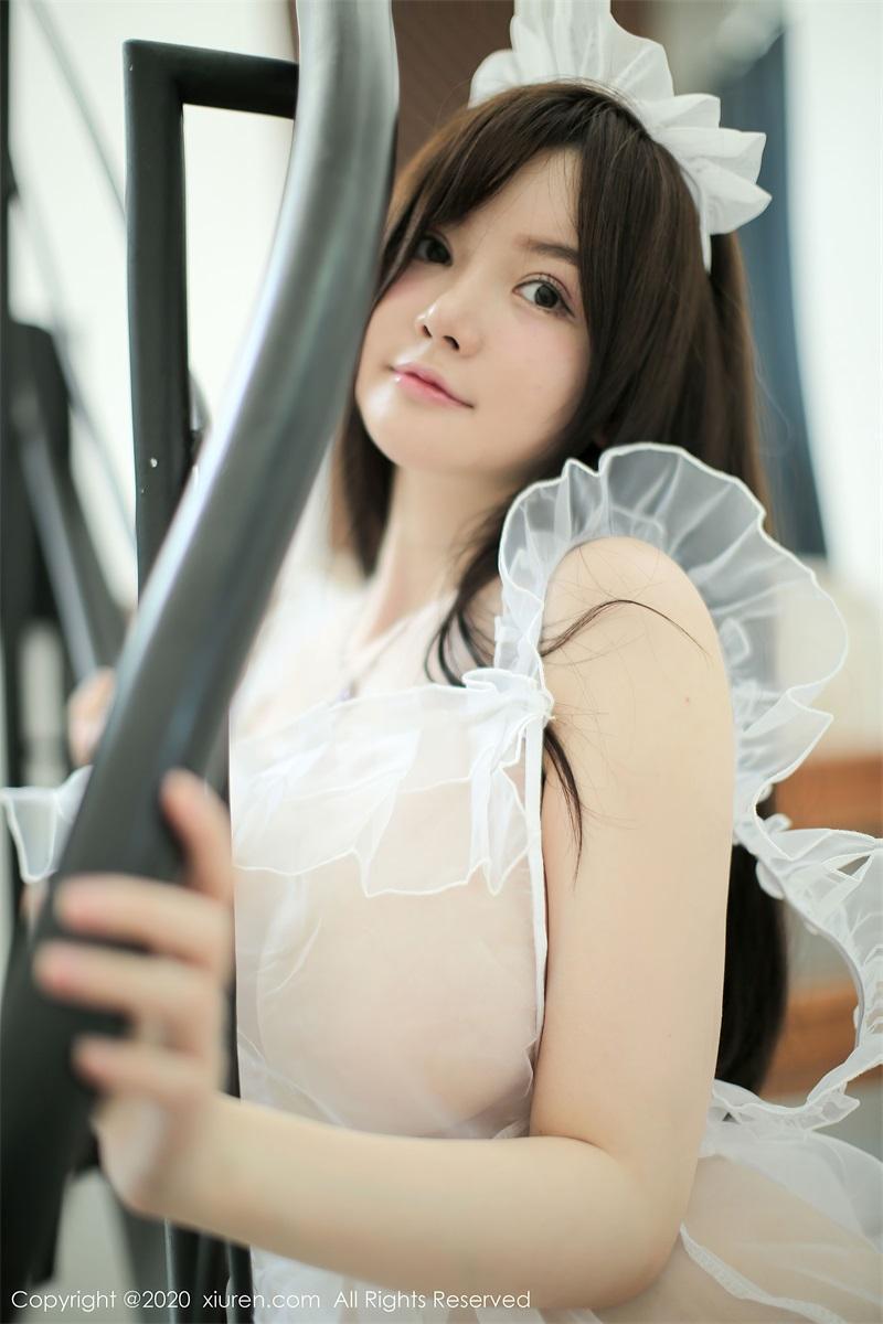 美女写真 轻薄的服饰系列 糯美子Mini [39P/306MB] 美丝写真-第2张