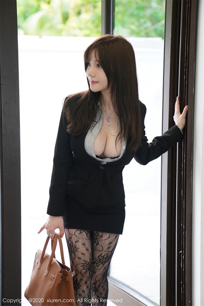 美女写真 经典的职场0L网袜系列 糯美子Mini [78P/740MB] 美丝写真-第2张