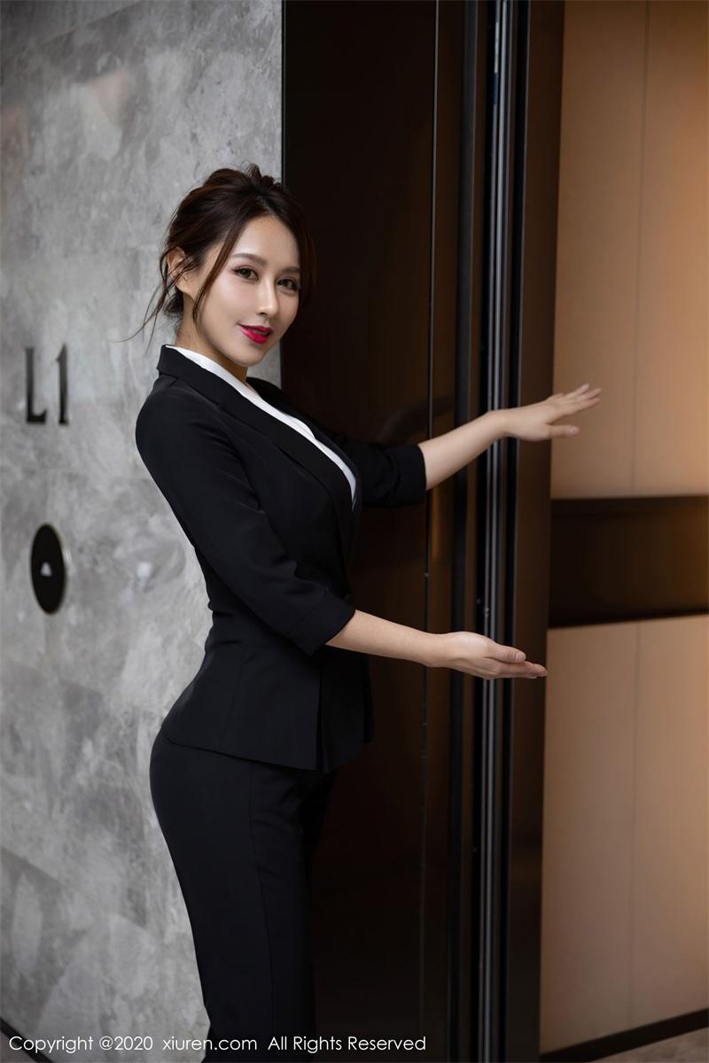 美女写真 酒店私人管家系列 徐安安  [87P/749MB] 美丝写真-第2张