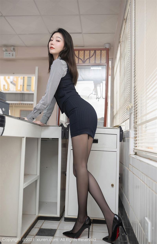 美女写真  便利店职员主题 安然Maleah [76P/794MB] 美丝写真-第2张