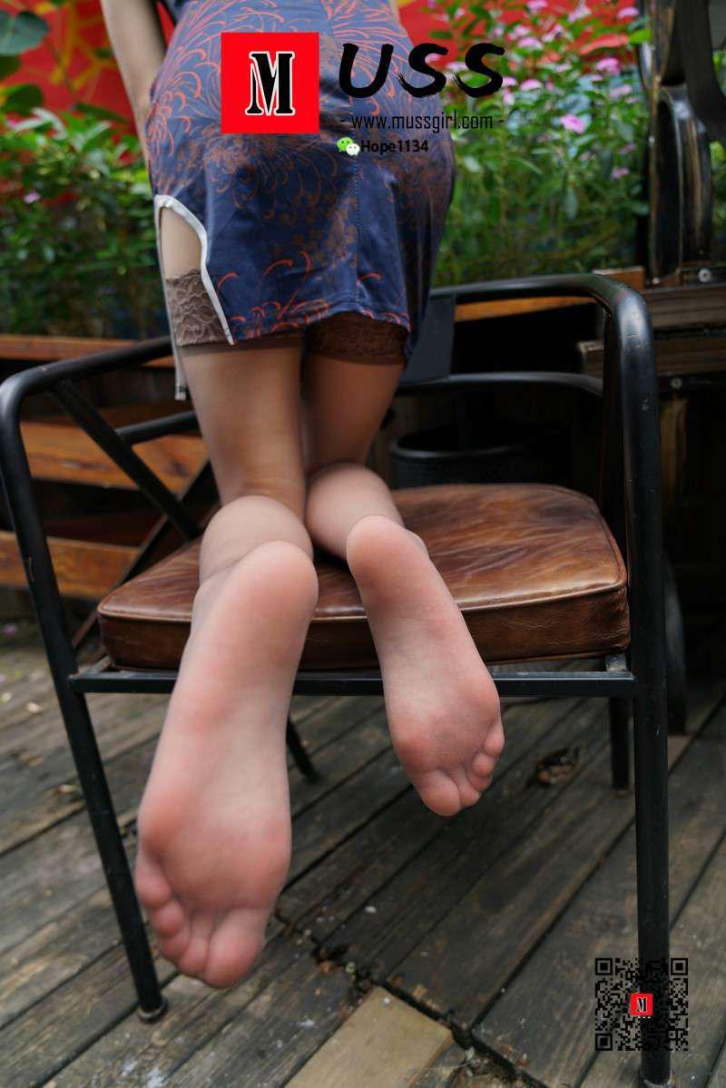 [MussGirl慕丝女郎] NO.021 这么精致的腿足不需要颜值也能征服你的荷尔蒙了吧 [60P/124MB] 年费专享-第2张