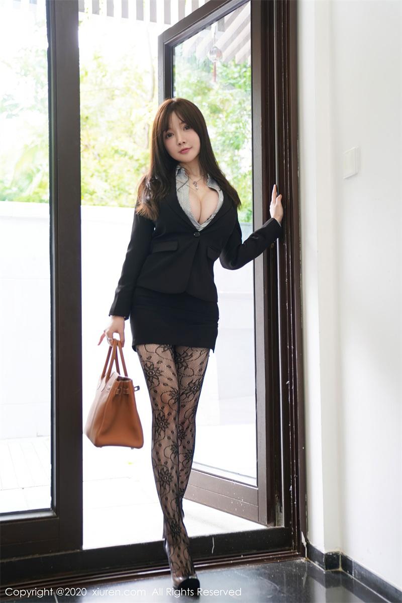 美女写真 经典的职场0L网袜系列 糯美子Mini [78P/740MB] 美丝写真-第1张