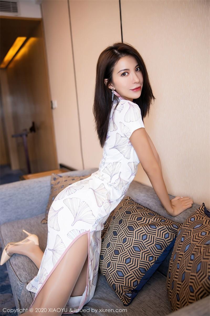 美女写真 古典韵味旗袍与现代朦胧丝袜 Carry [62P/689MB] 美丝写真-第1张