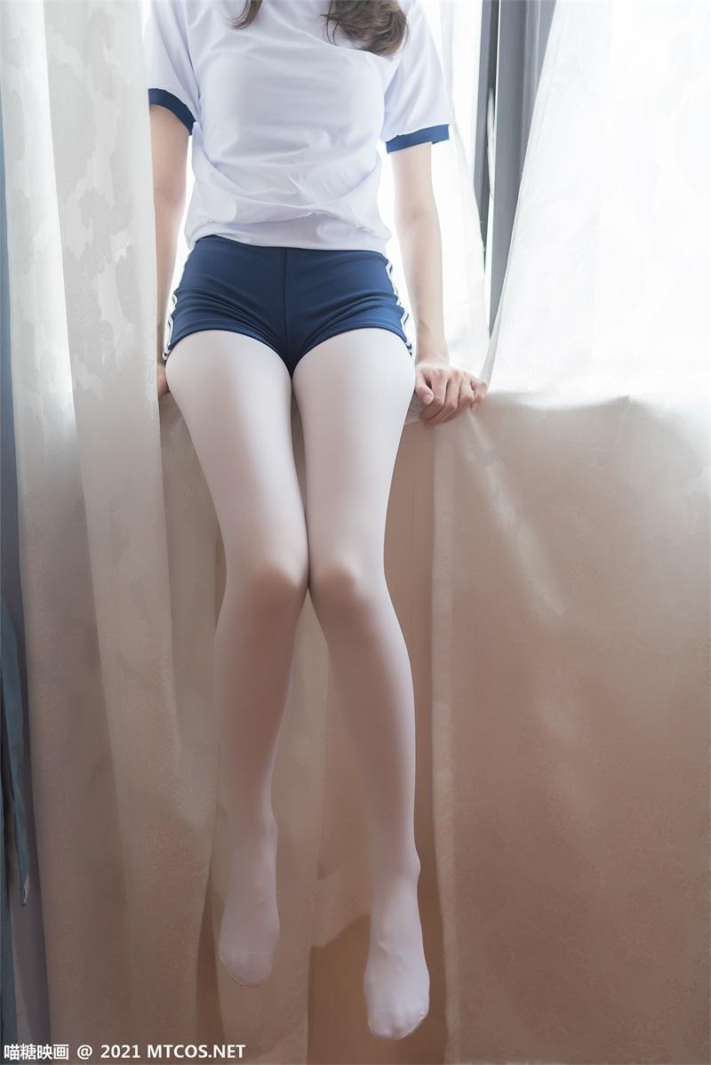 萝莉系列 喵糖映画少女写 VOL.353 体操服 [50P/103MB] 喵糖映画-第1张