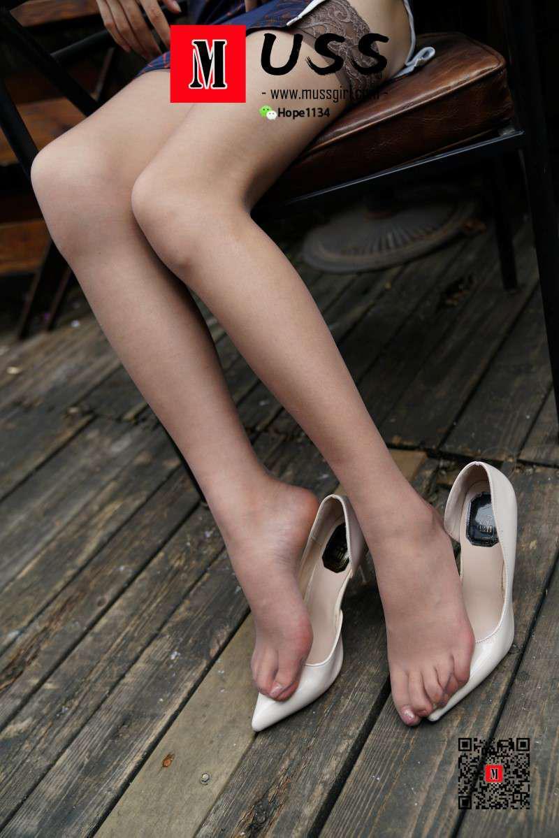 [MussGirl慕丝女郎] NO.021 这么精致的腿足不需要颜值也能征服你的荷尔蒙了吧 [60P/124MB] 年费专享-第3张