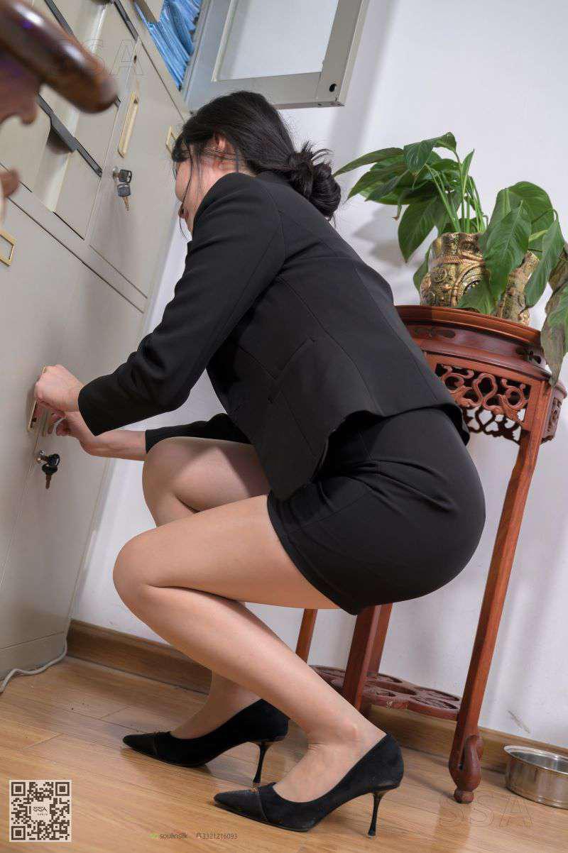 [SSA丝社] NO.159 雪梨_女秘书的另一面 [99P/80MB] SSA丝社-第3张