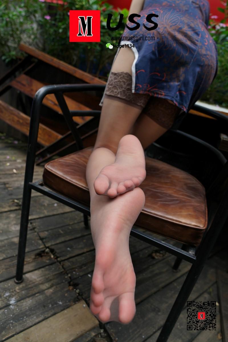 [MussGirl慕丝女郎] NO.021 这么精致的腿足不需要颜值也能征服你的荷尔蒙了吧 [60P/124MB] 年费专享-第4张