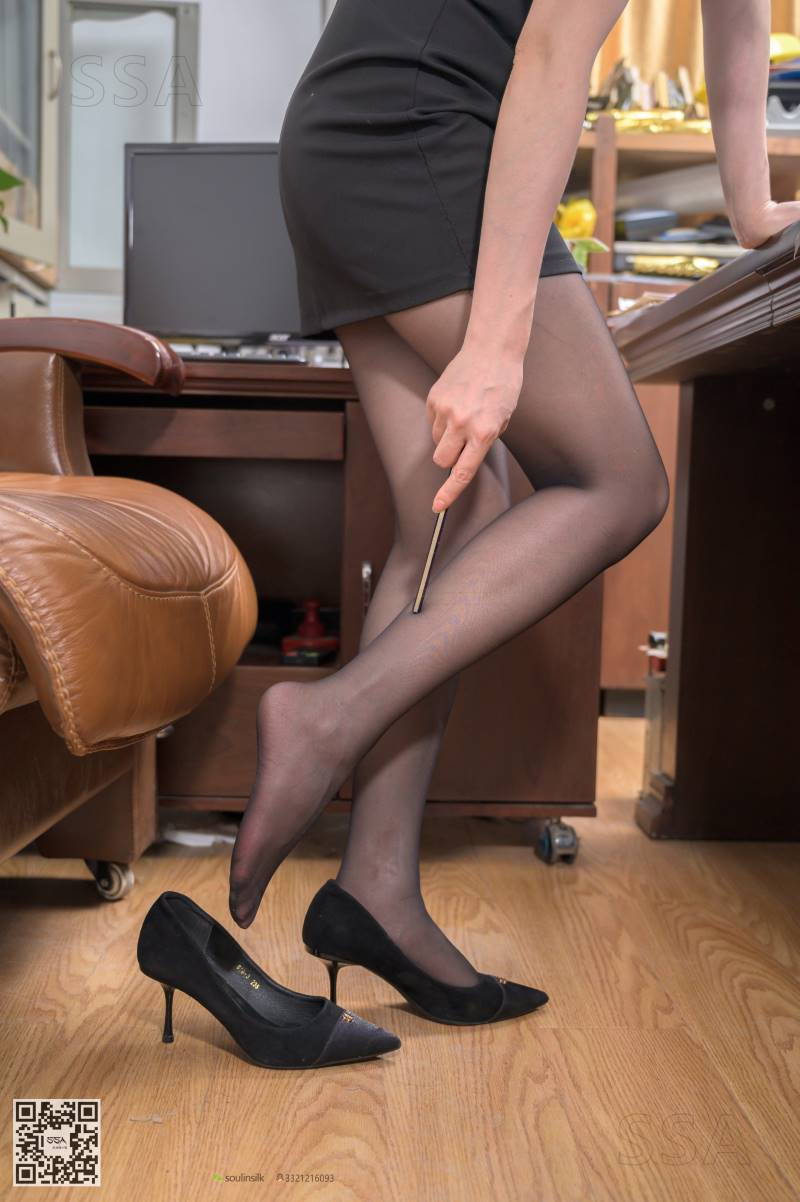 [SSA丝社] NO.152 雪梨_办公室女秘书职业装 [99P/107MB] SSA丝社-第4张