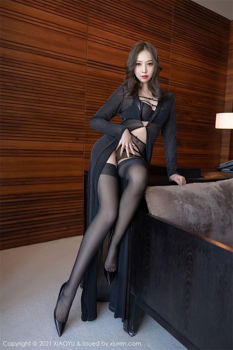 美女写真 魅惑多姿的黑色服饰 郑颖姗Bev [77P/698MB] 美丝写真-第4张