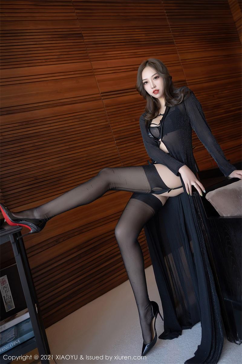 美女写真 魅惑多姿的黑色服饰 郑颖姗Bev [77P/698MB] 美丝写真-第3张