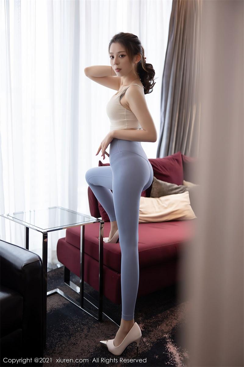 美女写真 紧身运动服 言沫 [86P/679MB] 美丝写真-第3张