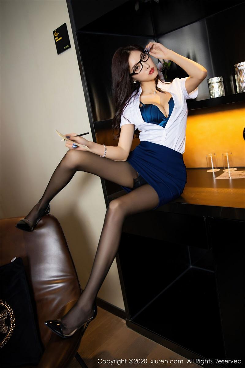 美女写真 经典的职场秘书OL系列 杨晨晨sugar [85P/786MB] 美丝写真-第2张