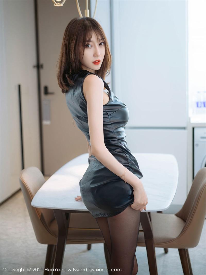 美女写真 魅惑飒爽皮裙 玥儿玥e r[56P/582MB] 美丝写真-第2张