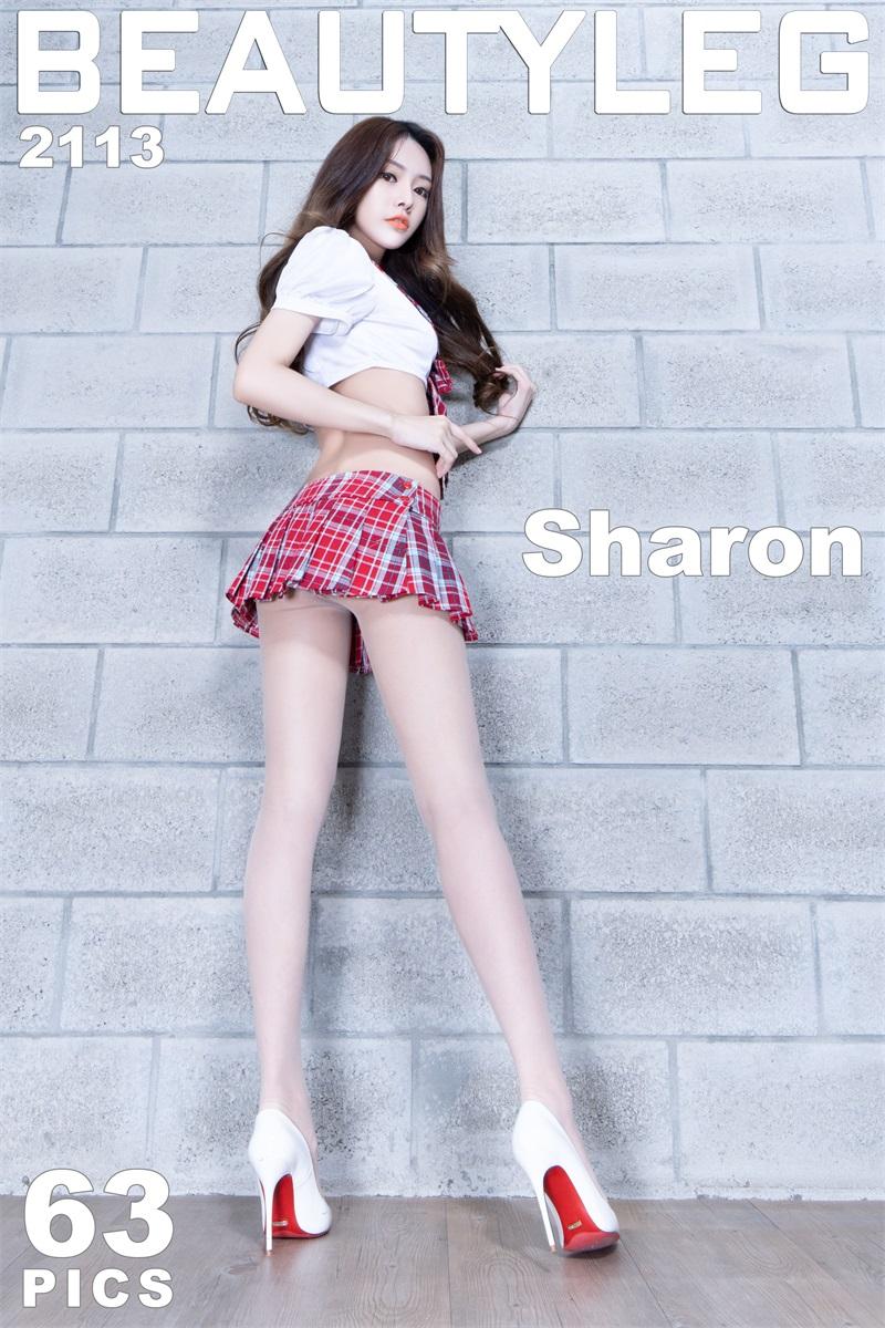 [Beautyleg美腿写真] 2021.09.28 No.2113 Sharon [63P/437MB] Beautyleg-第1张