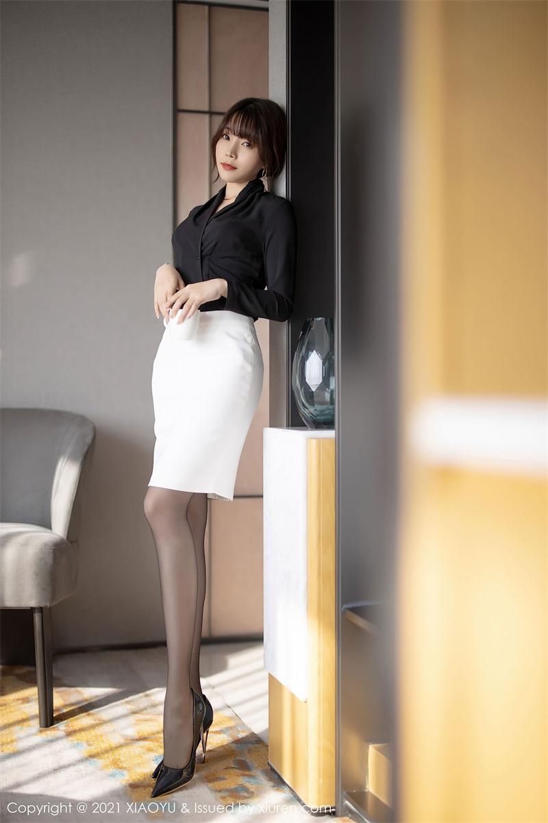 美女写真 经典的职场秘书 芝芝Booty [94P/785MB] 美丝写真-第1张